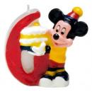 Disney Mickey Gunsten van de Partij - Verjaardag k