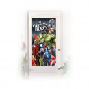 Großhandel Lizenzartikel: Avengers Multi Heroes - Tür-Banner