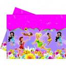 Fairies Springtime - plastic tafelkleed 120x180