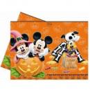 Mickey Halloween -  Tischdecke Kunststoff 120x180cm