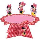 Minnie Mouse -  assiette à gâteau  Minnie