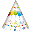 wholesale Gifts & Stationery: Happy Birthday  Streamers - Party Hats