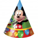 wholesale Gifts & Stationery: Mickey Party Time - Party Hats