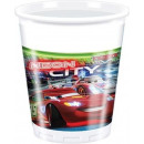 wholesale Cups & Mugs: Cars Neon - plastic cup 200ml