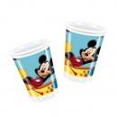Mickey Carnival - plastic beker 200ml
