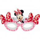 Minnie punched mask - Café