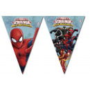 grossiste Cadeaux et papeterie: Ultime Spiderman  Web Warriors - Drapeau Bannière D
