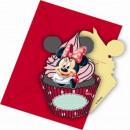 grossiste Cartes de vœux: Minnie Cafe -  cartes  d'invitation ...