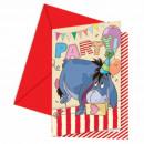 grossiste Cartes de vœux: Winnie Alphabet -  cartes  d'invitation ...