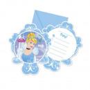 grossiste Cadeaux et papeterie: Cinderella' s  Fairytale - Carte d'invitati