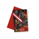 grossiste Cartes de vœux: Star Wars &  Heroes - cartes d'invitation a