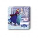 grossiste Linge de table: frozen / Ice Queen  Ice Skating - serviette 20 pcs