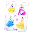 Disney Princess Gunsten van de Partij - Sticker