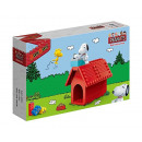 BanBao 7508 - Building Kit, Snoopy Kennel