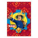 Feuerwehrman Sam 2017 - bolsos de fiesta, 8 piezas