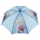 frozen Northern  Lights - Umbrella, Bleu