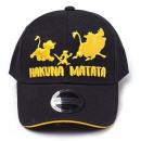 The Lion King Hakuna Matata - Baseball-Cap schwarz