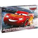Großhandel Dekoration: Cars 3 Adventskalender 2017