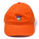 wholesale Scarves, Hats & Gloves: Disney Donald Duck - Baseball Cap (orange)