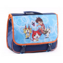 grossiste Fournitures scolaires: Yo-Kai Watch -  Montre-moi sac à dos 33x38x12cm sco