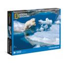 wholesale Puzzle: Polar 1,000 parts  Puzzle National Geographic