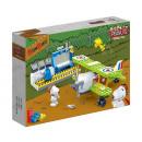 wholesale Blocks & Construction: BanBao 7522 - Building Kit, Snoopy Pilot & ...