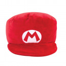 Nintendo Plüsch - Mario Hut - Plüschkissen (40 cm)