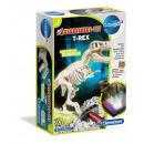 Galileo - Zestaw wykopów - Fluorescencyjny T-Rex