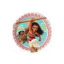 grossiste Cadeaux et papeterie: Vaiana - Moana  assiettes en papier 20cm