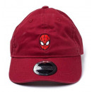 Großhandel Kopfbedeckung: Marvel Spiderman - Baseball-Cap (rot)
