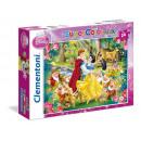 Großhandel Spielwaren: Schneewittchen 24 Teile Maxi Puzzle