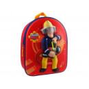 hurtownia Torby & artykuly podrozne: Fireman Sam Hero plecaka Burza 3D