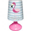 wholesale Lampes: Flamingo LED bedside lamp