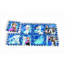 Disneyfrozen - 8-piece puzzle mat