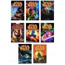Asortyment Star Wars Pocketbooks (8 książek) - N