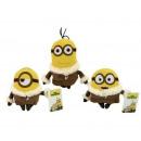 wholesale Toys: Minions - Ice Village plush figures 15-18 cm