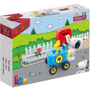 BanBao 7511 - Building Kit, Snoopy Postman