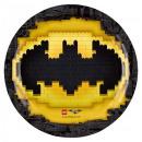 wholesale Blocks & Construction: LEGO Batman - paper plate 23cm, 8 pcs