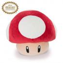 Nintendo Plüsch - Mario Kart Red Mushroom - Plüsch
