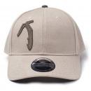 Großhandel Kopfbedeckung: Tomb Raider Axe - Baseball-Cap (beige)