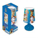 Paw Patrol LED bedside lamp