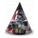 grossiste Cadeaux et papeterie: Star Wars - La  force suscite des chapeaux (x6)