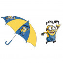 Minions - children umbrella parasol