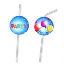 grossiste Maison et cuisine: PARTY FABULEUX - Pailles flexibles