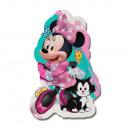 wholesale Towels: Minnie Mouse shape bath towel