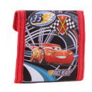 Großhandel Geldbörsen: Cars3 Fast as Lightning Geldbeutel 10x10x1cm