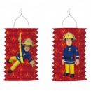 groothandel Windlichten & lantaarns: Brandweerman Sam - Zuglaterne