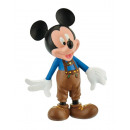 Bullyland 15390 - Walt Disney Mickey in leather pa
