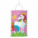 grossiste Lanternes et lanternes: Unicorn - cylindrique lanterne