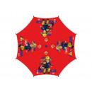 groothandel Tassen & reisartikelen: Brandweerman Sam paraplu kind paraplu